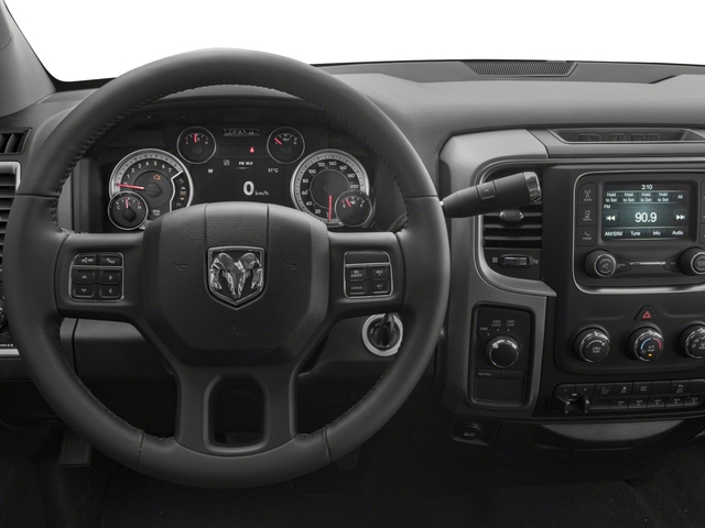 2018 Ram Truck 3500 Pictures 3500 Big Horn 4x4 Crew Cab 8' Box photos driver's dashboard