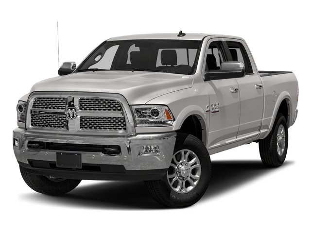 2018 Ram Truck 3500 Pictures 3500 Limited 4x2 Crew Cab 6'4 Box photos side front view