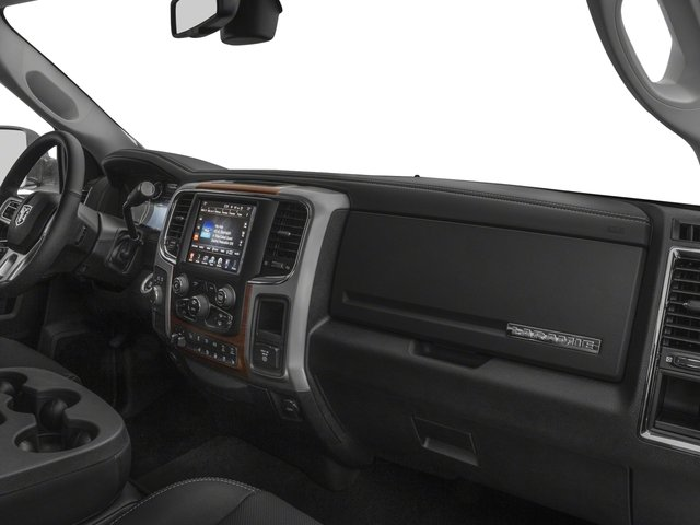 2018 Ram Truck 3500 Pictures 3500 Limited 4x2 Crew Cab 6'4 Box photos passenger's dashboard