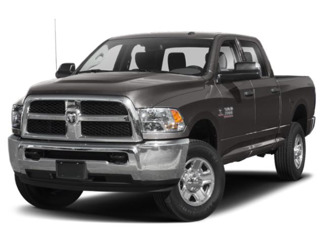 2018 Ram Truck 3500 Pictures 3500 Crew Cab Limited 4WD photos side front view