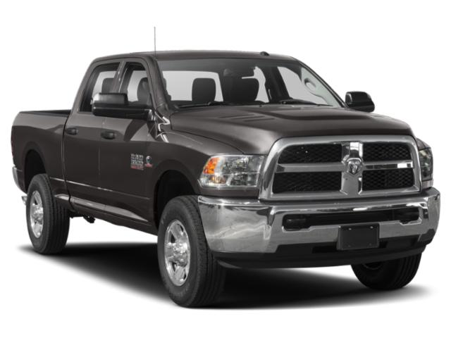 2018 Ram Truck 3500 Pictures 3500 Crew Cab Tradesman 4WD photos side front view