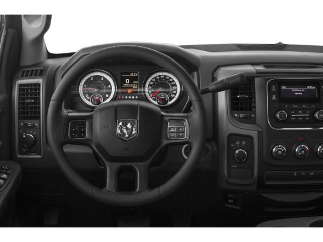 2018 Ram Truck 3500 Prices and Values Crew Cab Laramie 2WD driver's dashboard