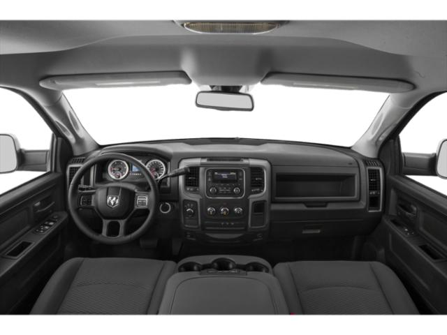 2018 Ram Truck 3500 Prices and Values Crew Cab Laramie 4WD full dashboard