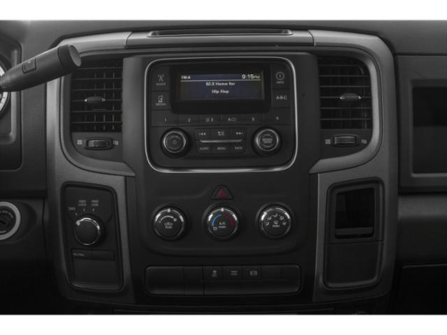2018 Ram Truck 3500 Prices and Values Crew Cab Laramie 2WD stereo system