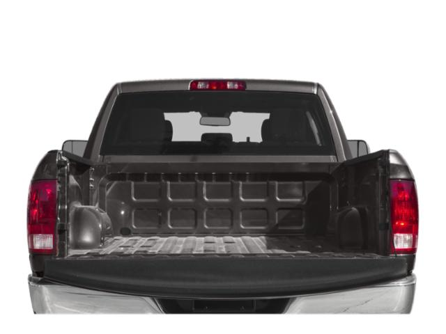 2018 Ram Truck 3500 Prices and Values Crew Cab Laramie 2WD open trunk