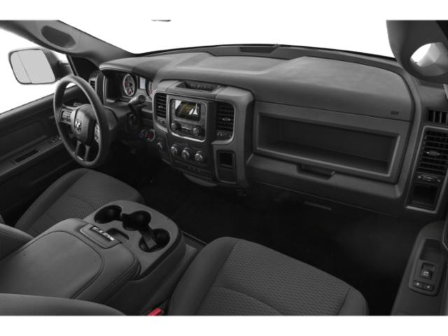 2018 Ram Truck 3500 Prices and Values Crew Cab Limited 2WD passenger's dashboard