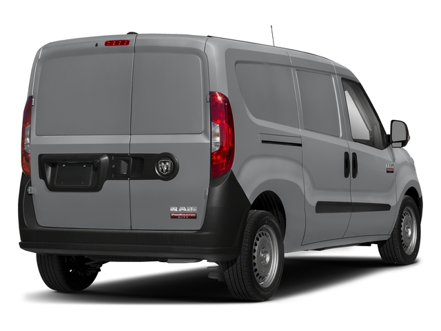 2018 Ram Truck ProMaster City Cargo Van Base Price Tradesman Van Pricing side rear view