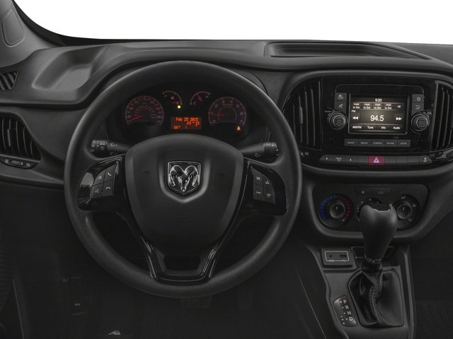 2018 Ram Truck ProMaster City Cargo Van Base Price Tradesman Van Pricing driver's dashboard