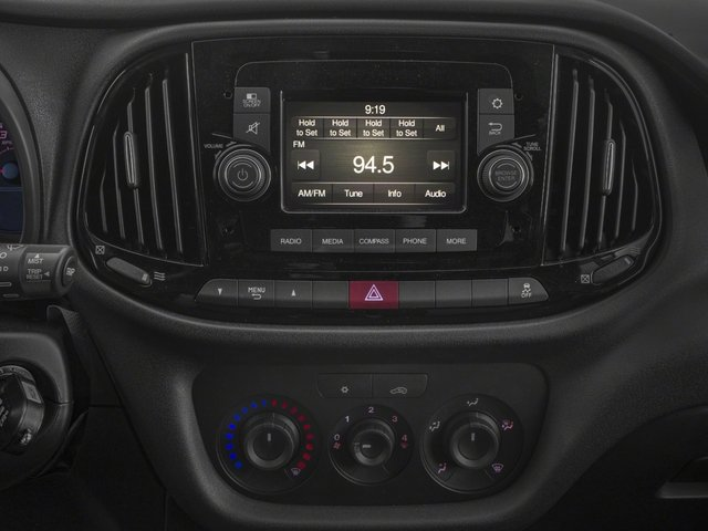 2018 Ram Truck ProMaster City Cargo Van Pictures ProMaster City Cargo Van Tradesman Van photos stereo system