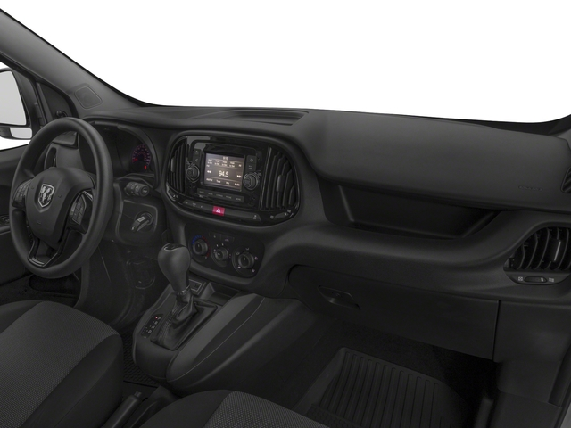 2018 Ram Truck ProMaster City Cargo Van Base Price Tradesman Van Pricing passenger's dashboard