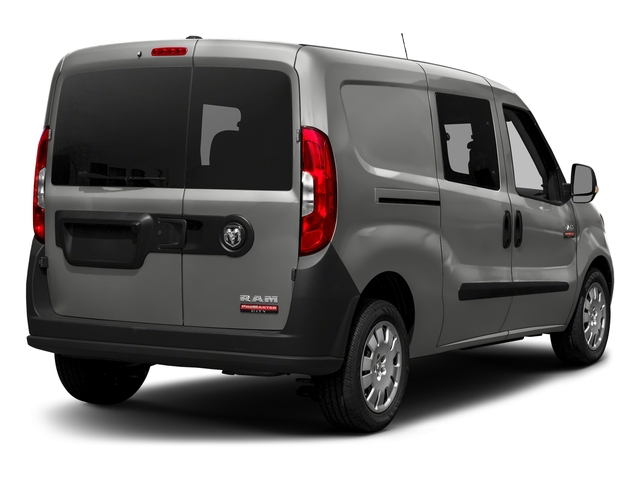 2018 Ram Truck ProMaster City Wagon Pictures ProMaster City Wagon Wagon photos side rear view