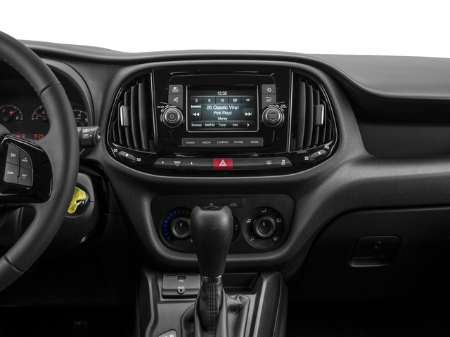 2018 Ram Truck ProMaster City Wagon Pictures ProMaster City Wagon Wagon photos stereo system