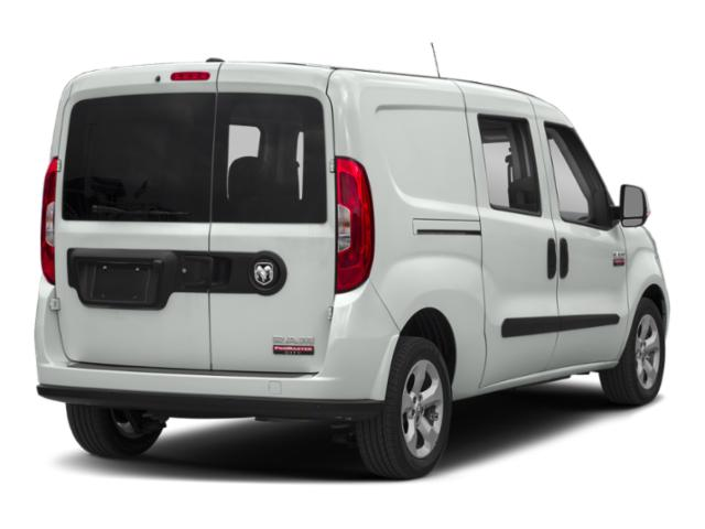 2018 Ram Truck ProMaster City Wagon Prices and Values Passenger Van SLT side rear view