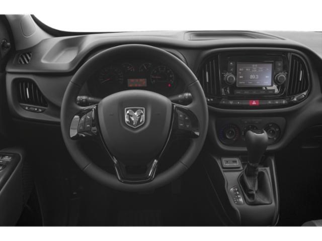 2018 Ram Truck ProMaster City Wagon Prices and Values Passenger Van SLT driver's dashboard