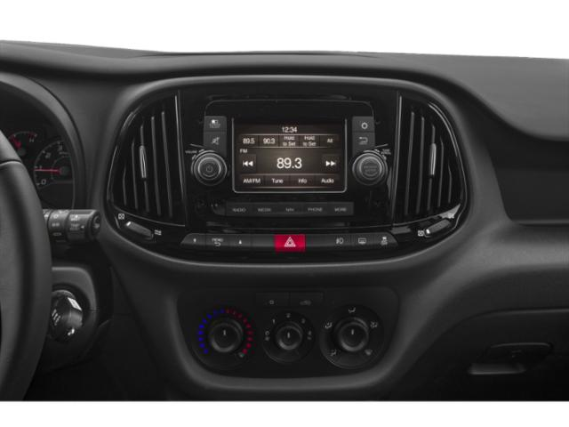 2018 Ram Truck ProMaster City Wagon Prices and Values Passenger Van SLT stereo system