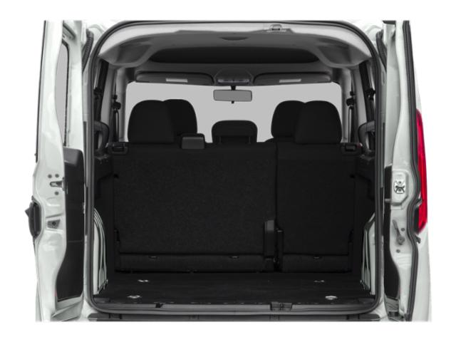 2018 Ram Truck ProMaster City Wagon Prices and Values Passenger Van SLT open trunk