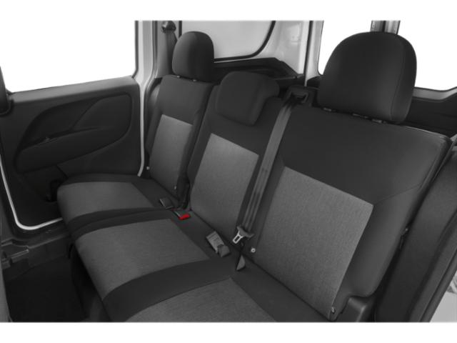2018 Ram Truck ProMaster City Wagon Prices and Values Passenger Van SLT backseat interior