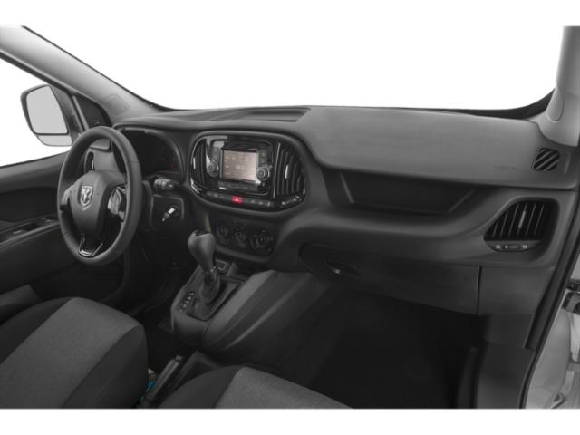 2018 Ram Truck ProMaster City Wagon Prices and Values Passenger Van SLT passenger's dashboard