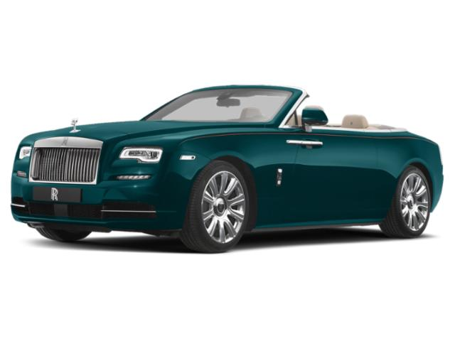 2018 Rolls-Royce Dawn Pictures Dawn 2 Door Drophead Coupe photos side front view