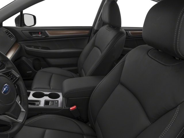2018 Subaru Legacy Base Price 2.5i Limited Pricing front seat interior