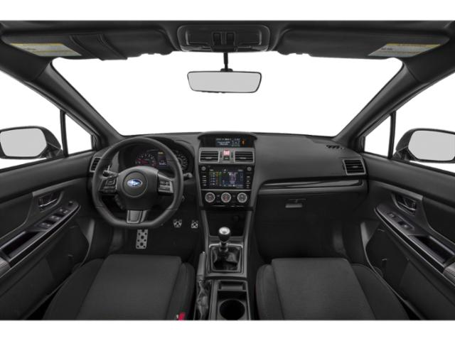 2018 Subaru WRX Pictures WRX Premium Manual photos full dashboard