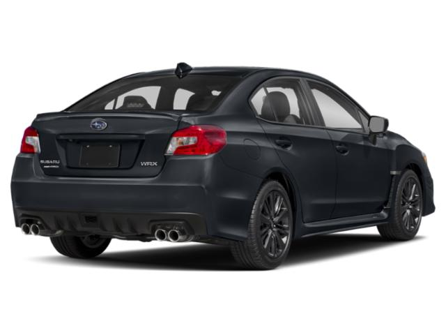 2018 Subaru WRX Pictures WRX Premium Manual photos side rear view