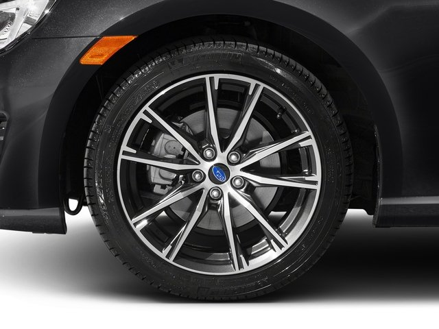 2018 Subaru BRZ Prices and Values Coupe 2D Limited H4 wheel