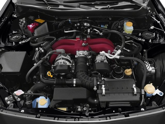 2018 Subaru BRZ Prices and Values Coupe 2D Limited H4 engine