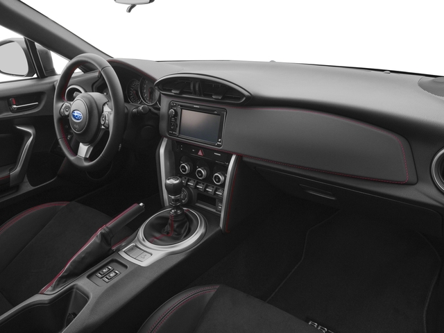 2018 Subaru BRZ Prices and Values Coupe 2D Limited H4 passenger's dashboard