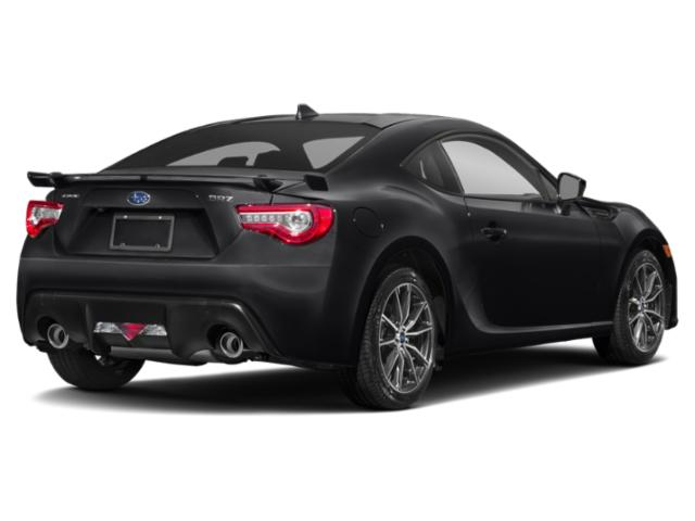 2018 Subaru BRZ Prices and Values Coupe 2D Limited H4 side rear view