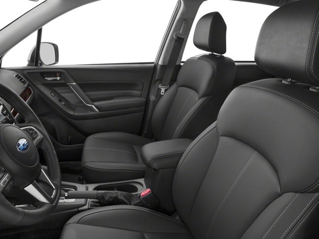 New 2018 subaru forester touring cvt msrp prices - Subaru forester interior dimensions ...