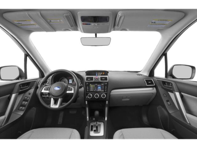 2018 Subaru Forester Pictures Forester 2.5i CVT photos full dashboard
