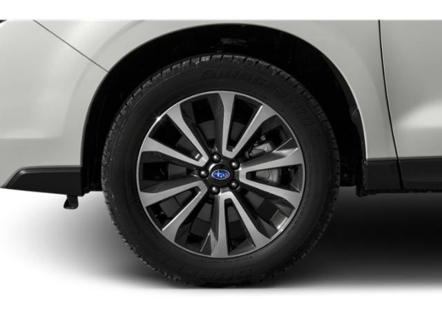 2018 Subaru Forester Pictures Forester 2.5i CVT photos wheel