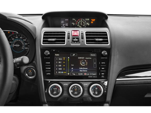 2018 Subaru Forester Base Price 2.0XT Touring CVT Pricing stereo system