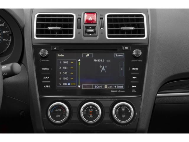 2018 Subaru Forester Prices and Values Wagon 5D i Touring AWD stereo system