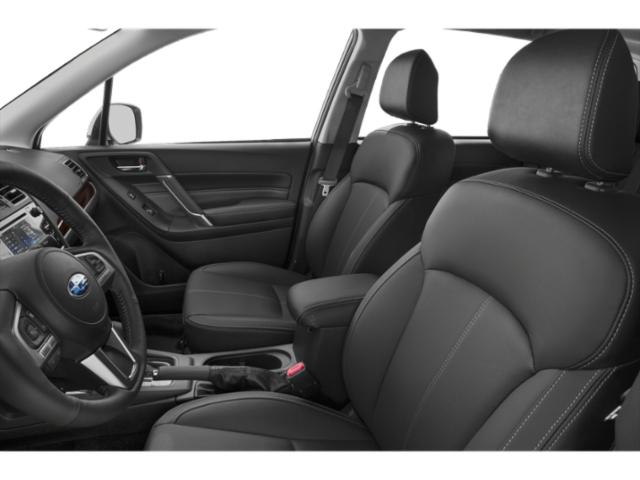 2018 Subaru Forester Prices and Values Wagon 5D i Touring AWD front seat interior