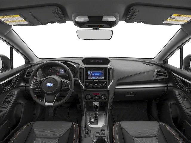2018 Subaru Crosstrek Prices and Values Wagon 4D Premium AWD H4 full dashboard