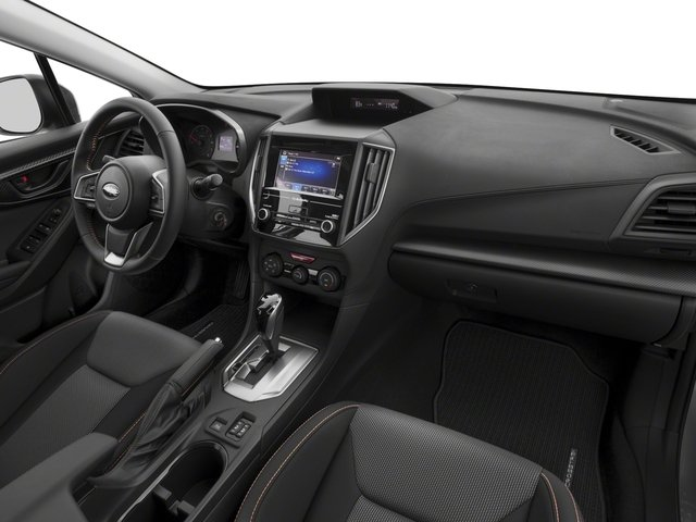 2018 Subaru Crosstrek Prices and Values Wagon 4D Premium AWD H4 passenger's dashboard
