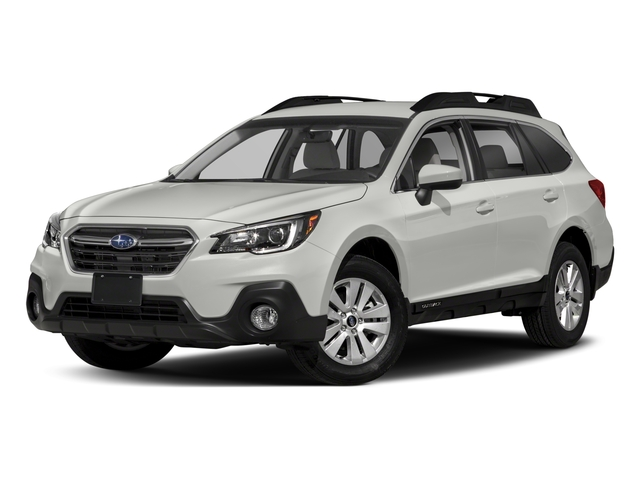 2018 Subaru Outback Base Price 2.5i Limited Pricing side front view
