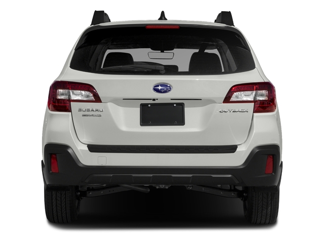2018 Subaru Outback Base Price 2.5i Limited Pricing rear view