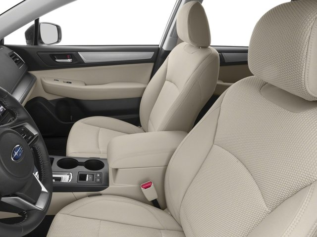 2018 Subaru Outback Base Price 2.5i Limited Pricing front seat interior