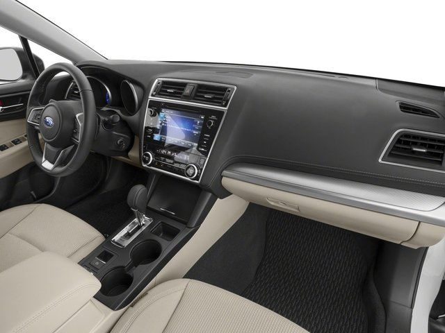 2018 Subaru Outback Base Price 2.5i Limited Pricing passenger's dashboard