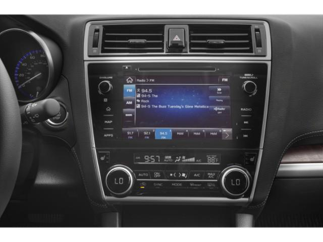2018 Subaru Outback Prices and Values Wagon 5D R Touring AWD H6 stereo system
