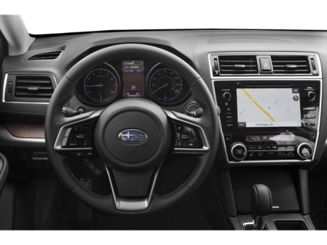 2018 Subaru Outback Prices and Values Wagon 5D R Touring AWD H6 driver's dashboard