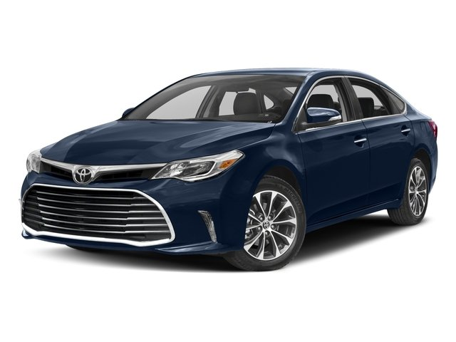 2018 Toyota Avalon Pictures Xle Plus Photos Side Front View