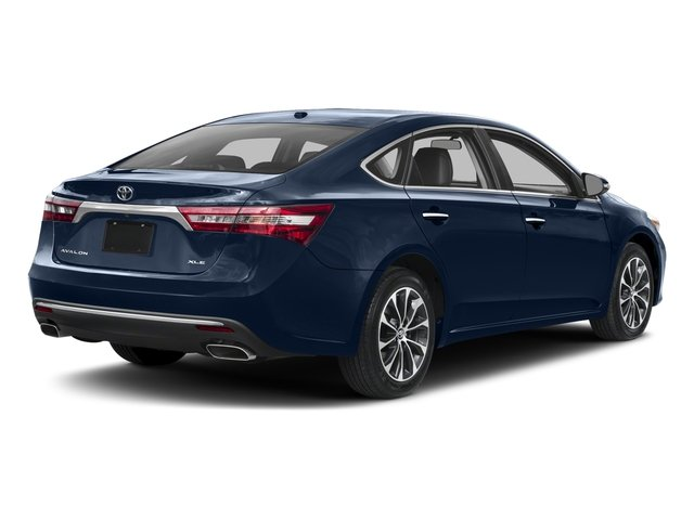 2018 Toyota Avalon Prices and Values Sedan 4D Touring side rear view