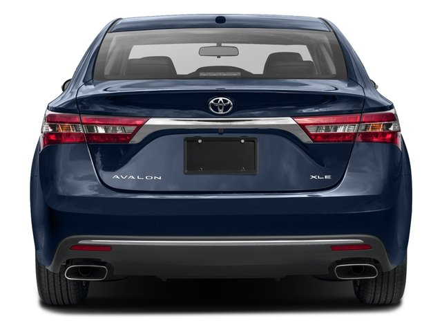 2018 Toyota Avalon Prices and Values Sedan 4D Touring rear view