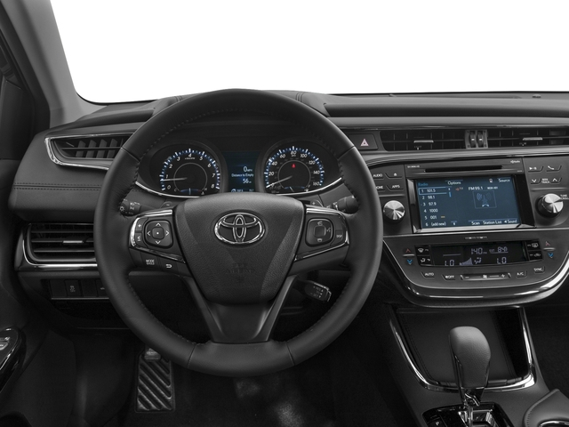 2018 Toyota Avalon Prices and Values Sedan 4D Touring driver's dashboard
