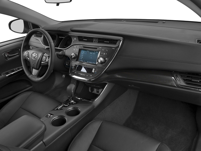2018 Toyota Avalon Prices and Values Sedan 4D Touring passenger's dashboard