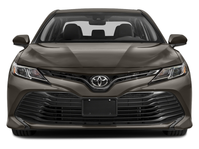 New 2018 Toyota Camry Le Auto Msrp Prices Nadaguides